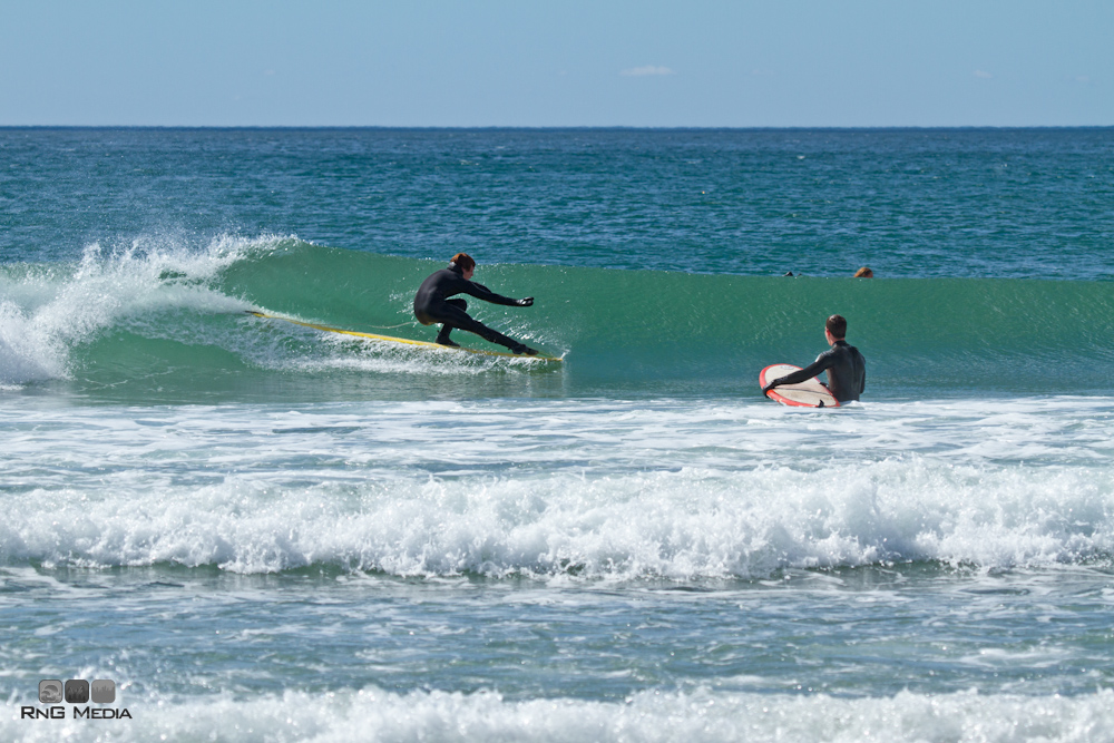 Results & Photos: Longboarding at Martinique Beach -